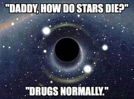 How stars die