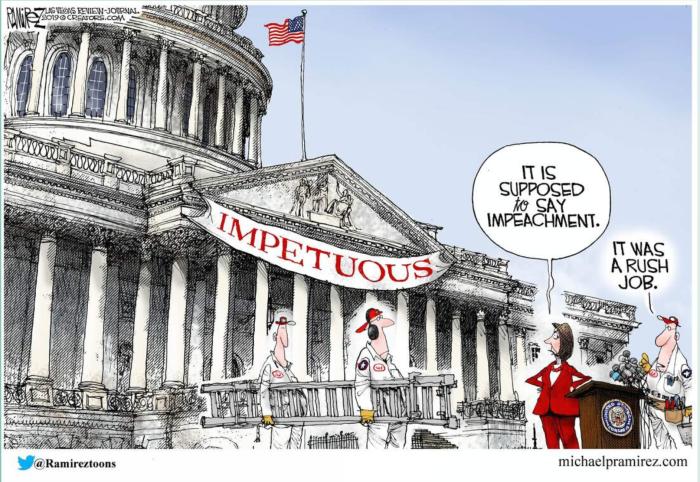 Impetuous Impeachement