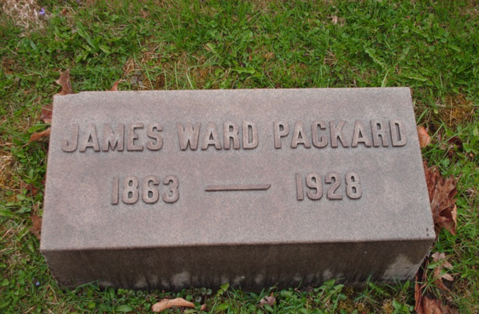 James Ward Packard-1928