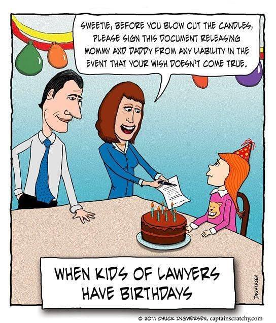 Kids of Lawyers