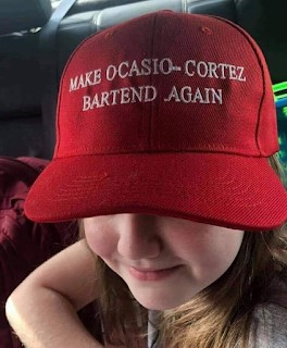 Make AOC bartend again