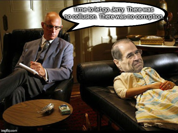 Nads Nadler on the couch
