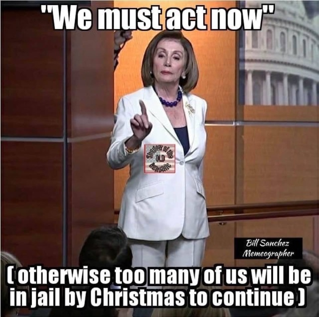 Nasty P. Lousy-in jail by Christmas