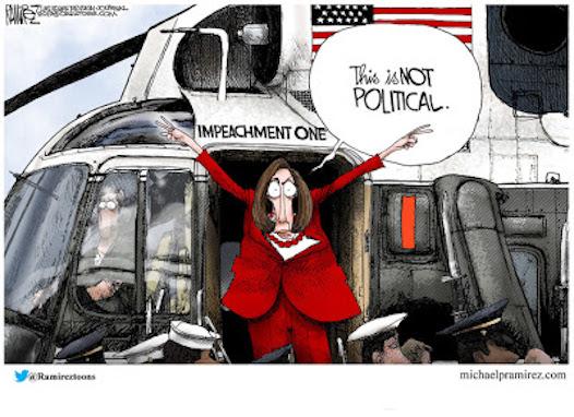 Nasty P. Lousy-political impeachment