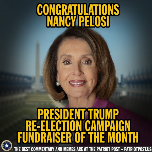 Nasty P. Lousy-Trump Fundraiser