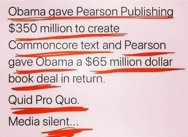 Obama quid pro quo