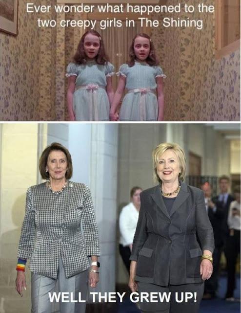 Old Hitlery-Nasty P. Lousy-Shining