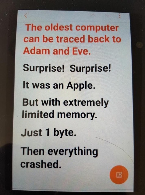 Oldest Computer