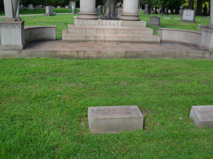 Packard memorial
