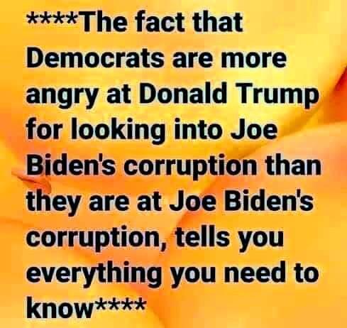 'Rats and Biden's corruption