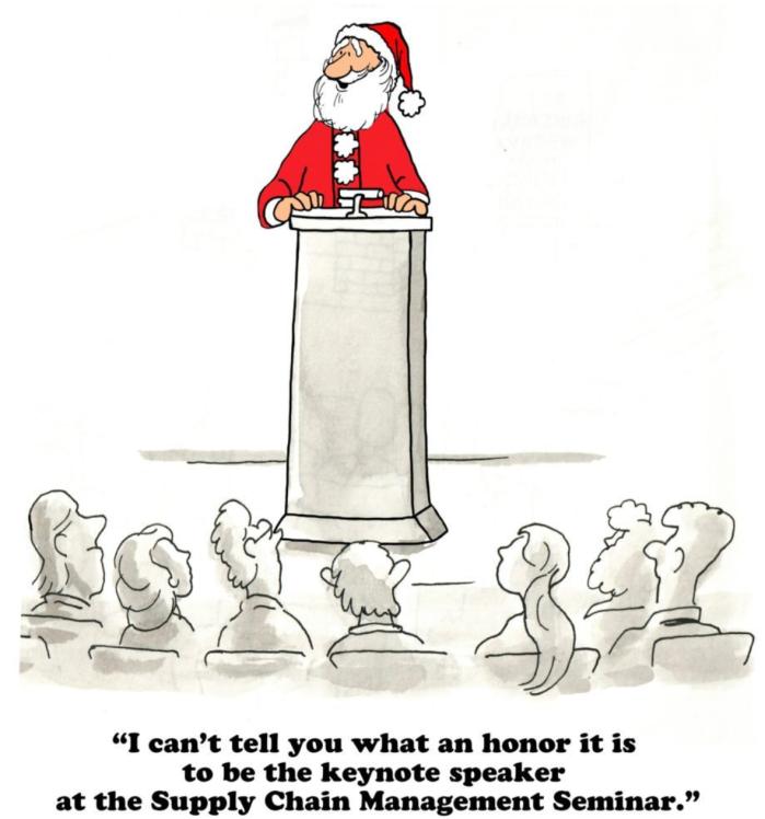 Santa-Supply Chain Management