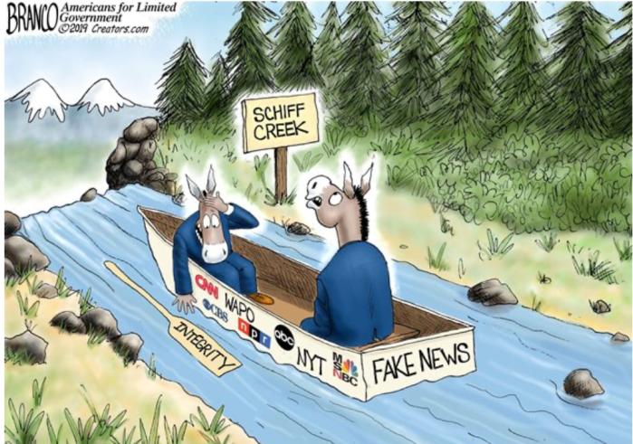 Schiff Creek-no paddle