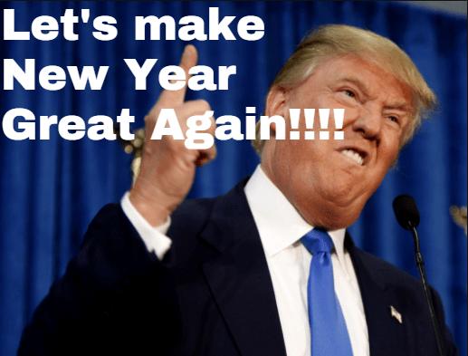 Trump-Make New Year Great Again