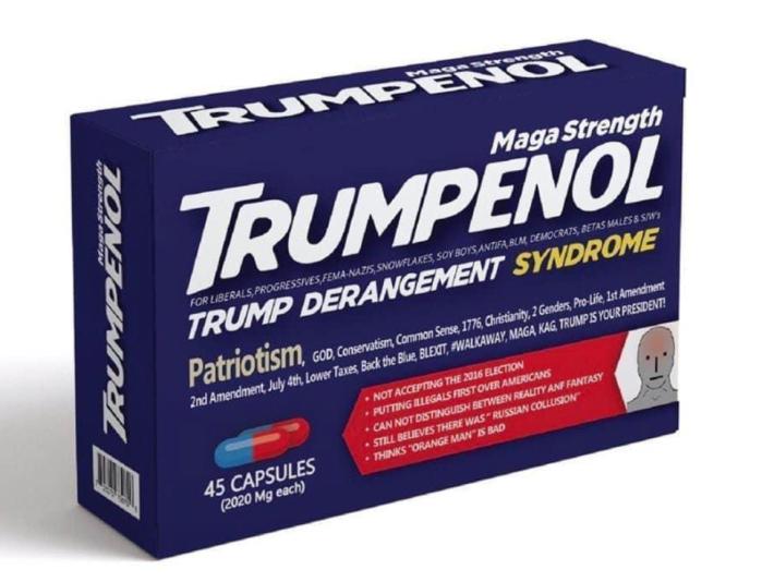 Trumpenol MAGA strength