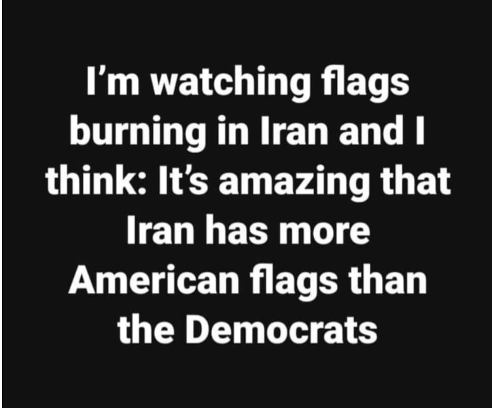 American flags_Iran_DemocRATs