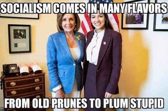 AOC-Plum Stupid