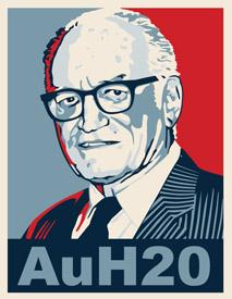 AuH20