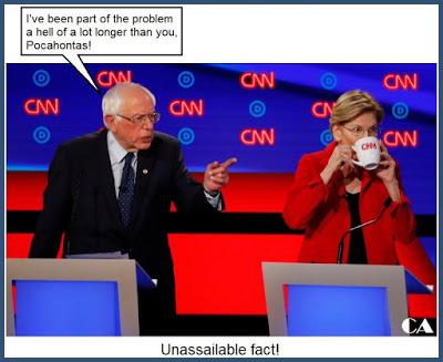 Bernie-Fauxchahontas-part of the problem