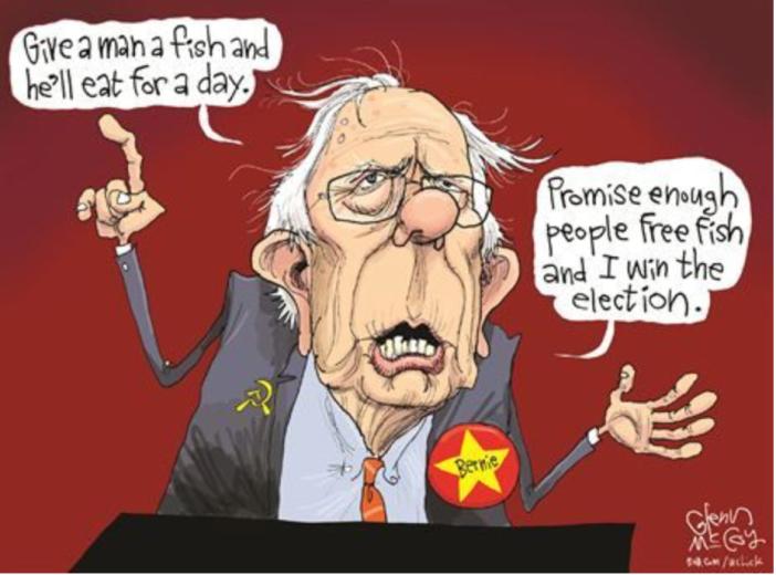 Bernie-fish