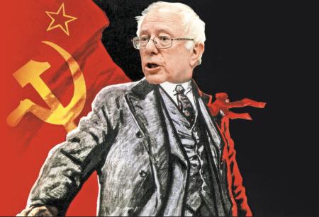 Bernie Sanders-diehard Communist