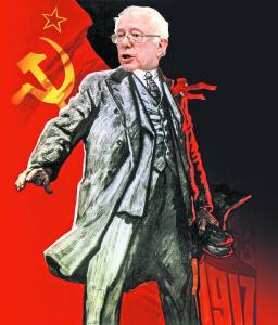 Commie Bernie