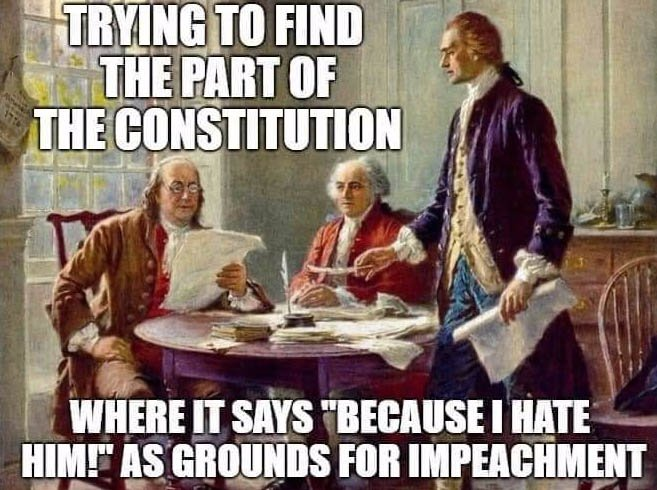 Constitution-Impeachement Grounds