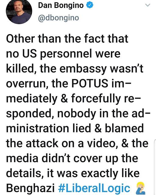Exactly like Benghazi
