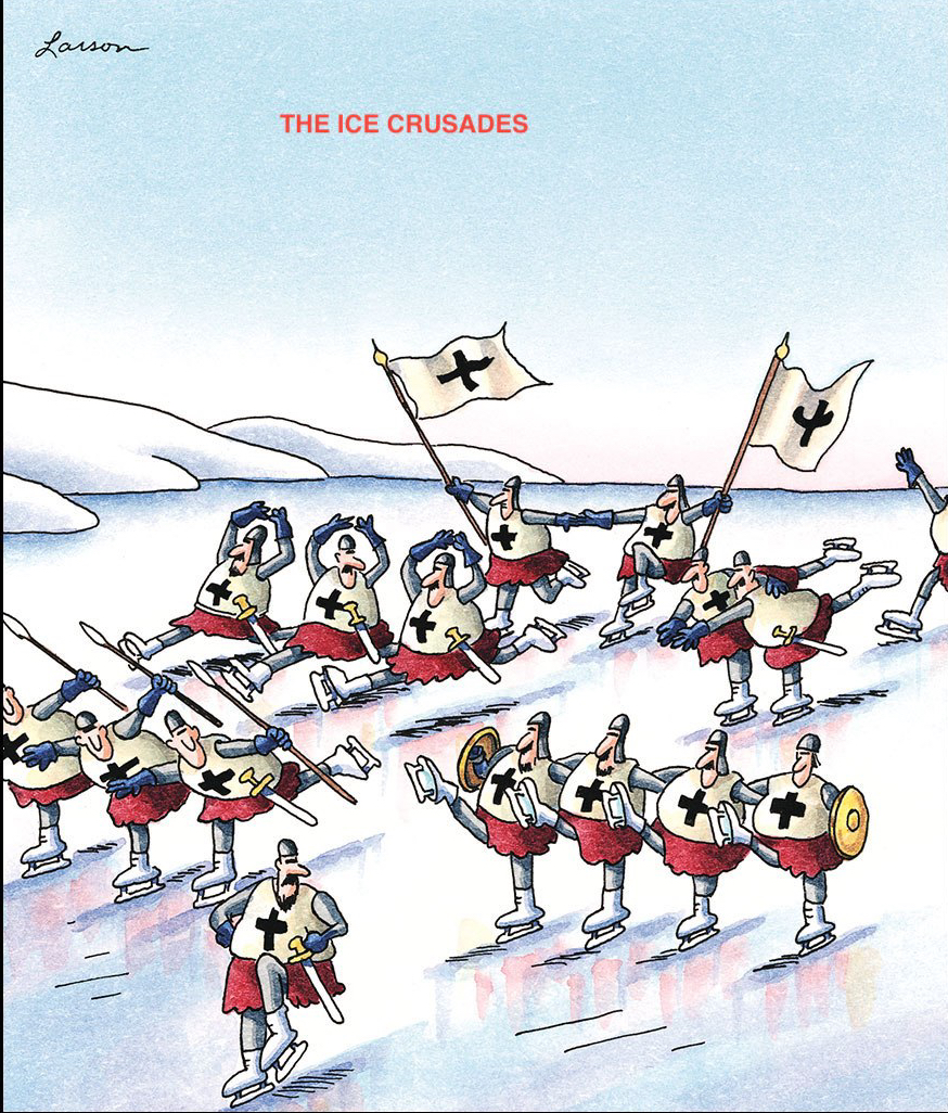ice crusades
