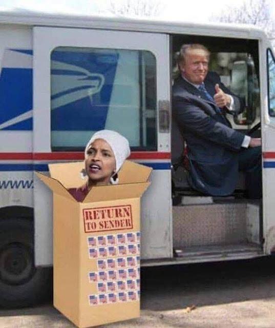 Ilhan-return to sender