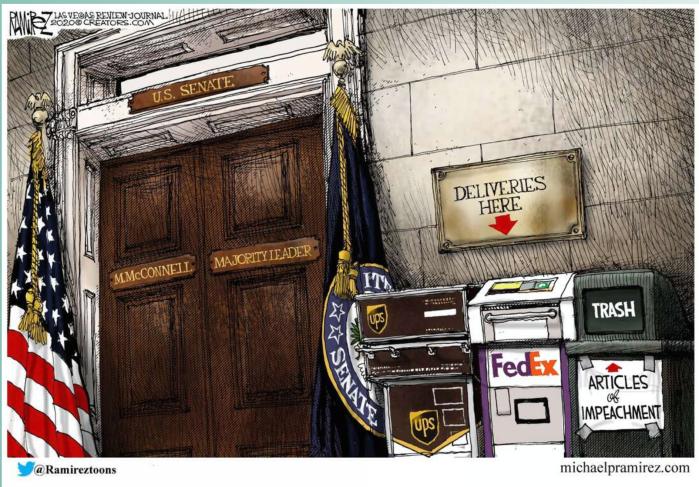 Impeachment trash