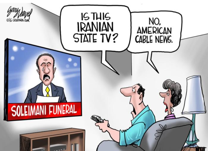Iranian state tv