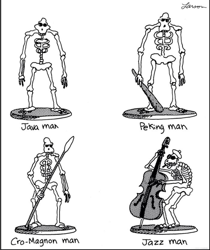 Java man_Jazz man