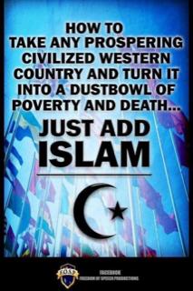Just add Islam