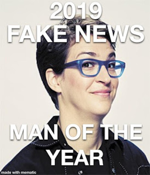 Madcow Fake News Man of the Year