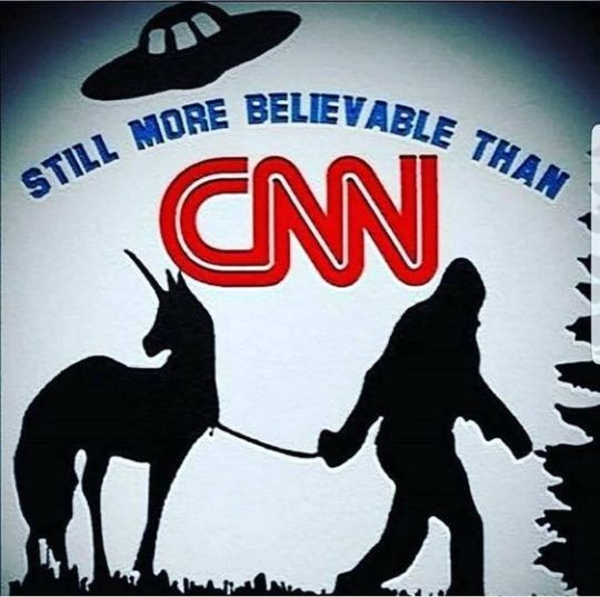 More believable than CNN