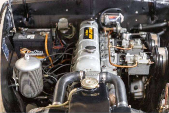 Nash-Healey engine
