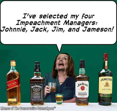 Nasty P. Lousy-4 Impeachment Managers