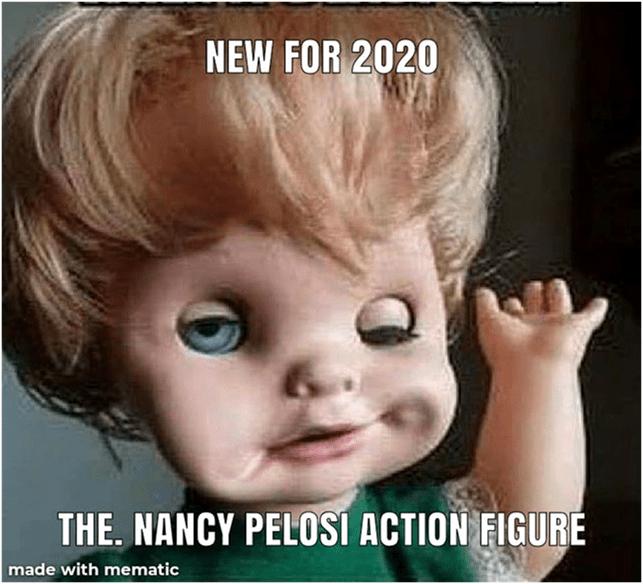 Nasty P. Lousy Action Figure