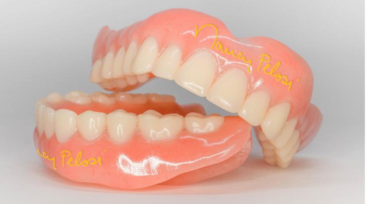 Nasty P. Lousy-dentures