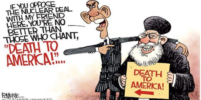 Obama-Mullah-Death to America