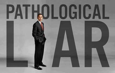 Obama-Pathological Liar