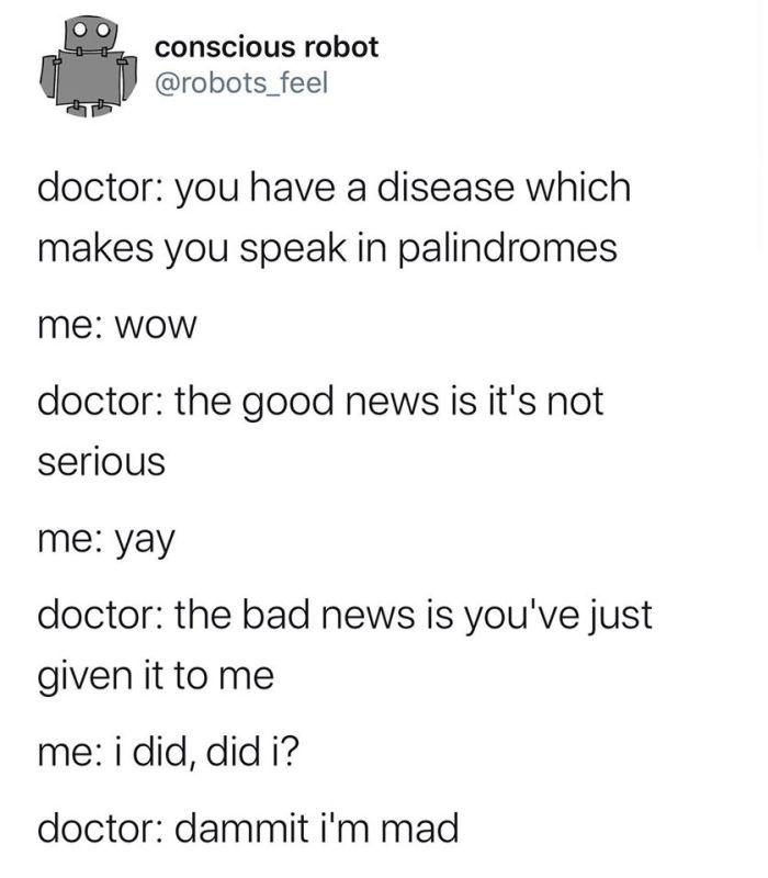 Palindrome-Disease
