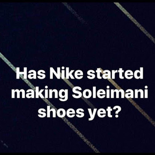 Salmonella Nike shoes