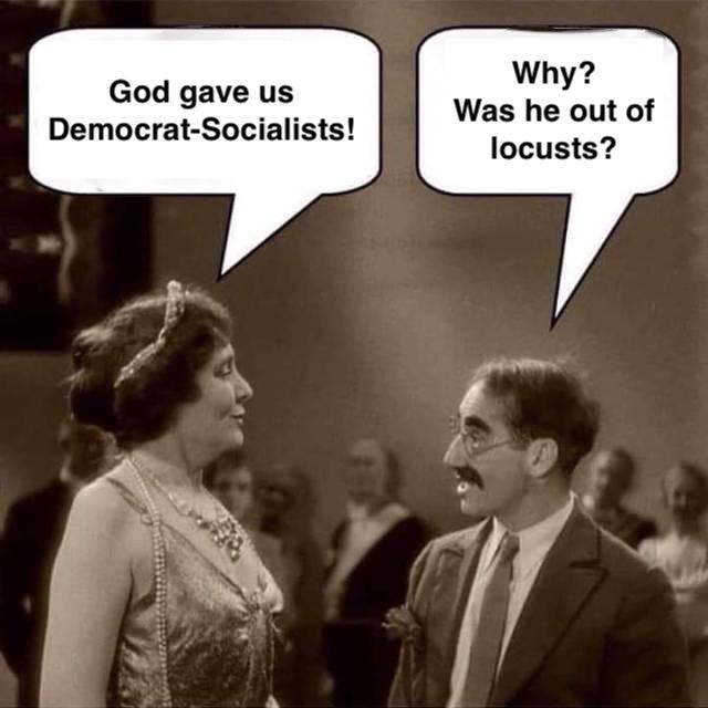 Socialist Locusts