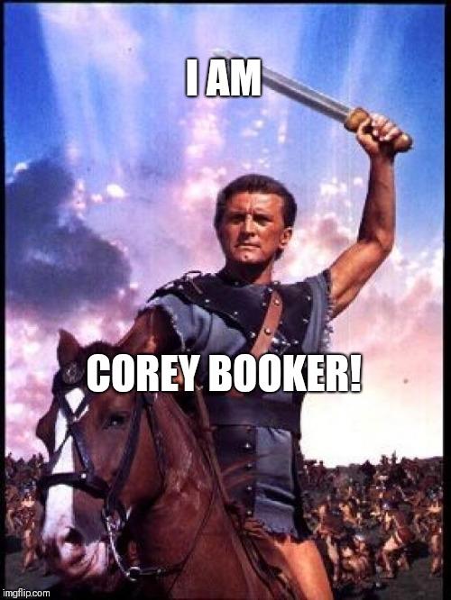 Spartacus Booker