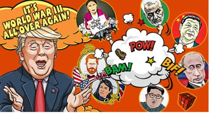 Trump Starts WWIII Again