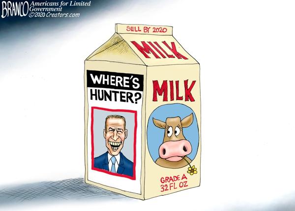 Where's Hunter