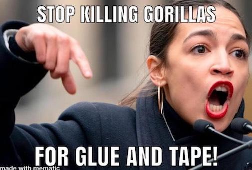AOC-Gorilla glue