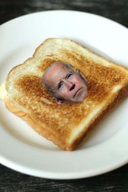 Biden-toast
