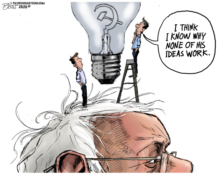 Bread Line Bernie-Bad Bulb